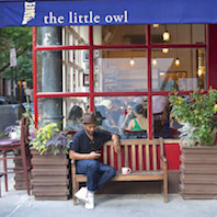 Exterior of Little Owl Restaurant